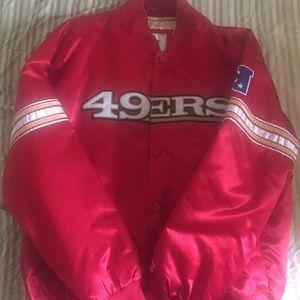 Starter Jacket 49ers